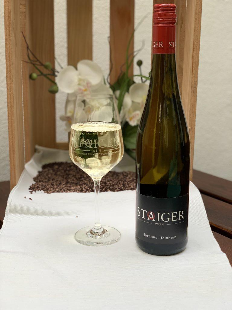 2018 Niersteiner Bacchus Qualitätswein b.A. | Feinherb