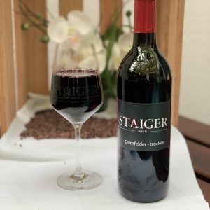 Niersteiner Dornfelder Rotwein trocken