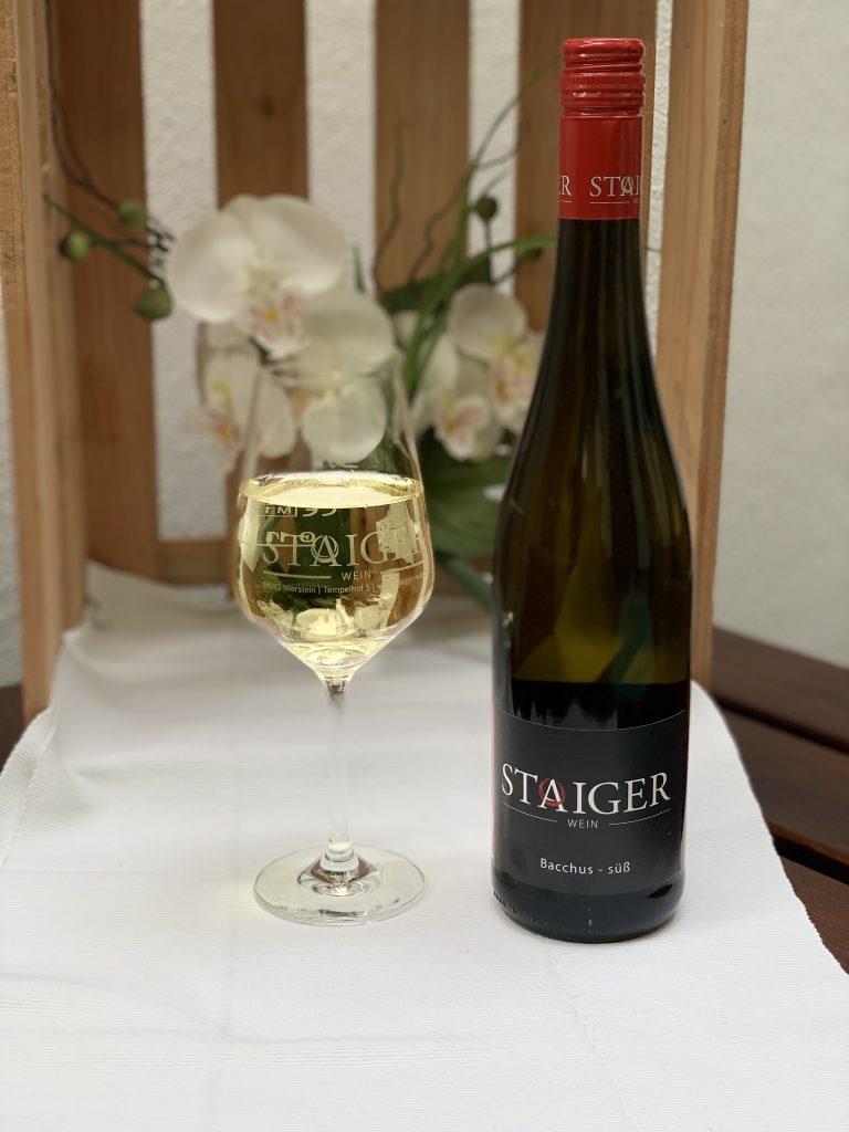 2019 NiersteinerBacchus Qualitätswein b.A.| Lieblich