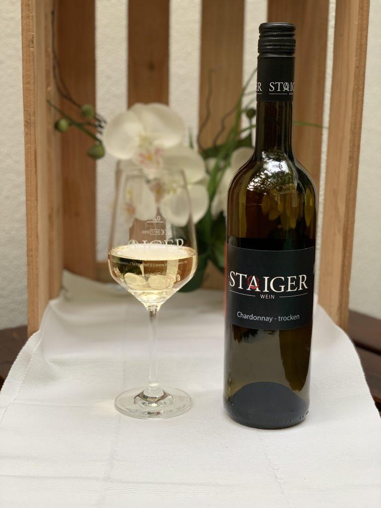 2019 Niersteiner Rosenberg Chardonnay Spätlese Trocken