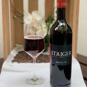 Niersteiner RedLove Rotwein lieblich