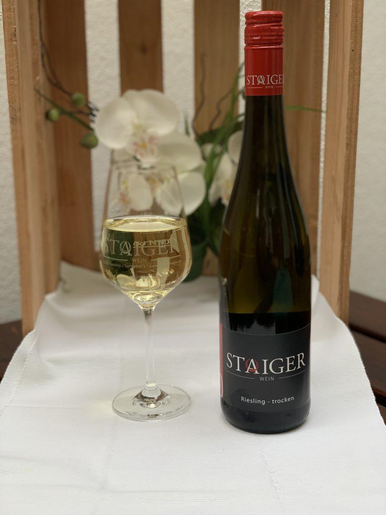 2019 NiersteinerRiesling Qualitätswein b.A. Trocken