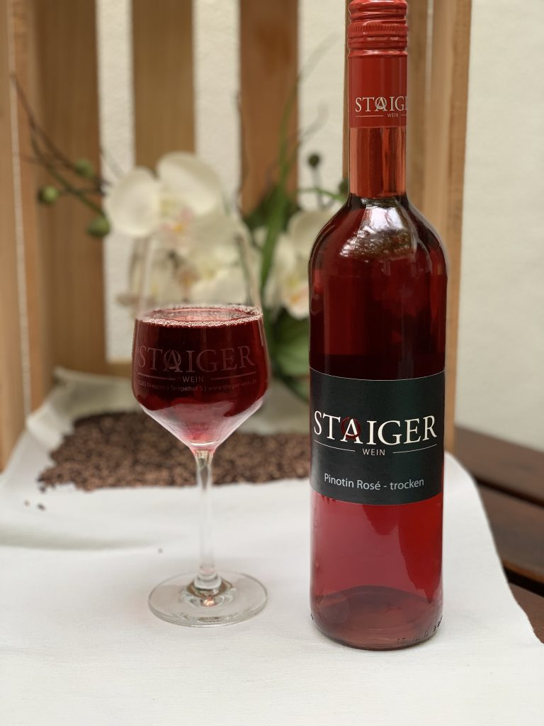 Niersteiner Pinotin RoséTrocken