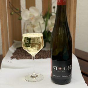 2018 Niersteiner KlostergartenSiegerrebe-Riesling Qualitätswein b.A. | Lieblich