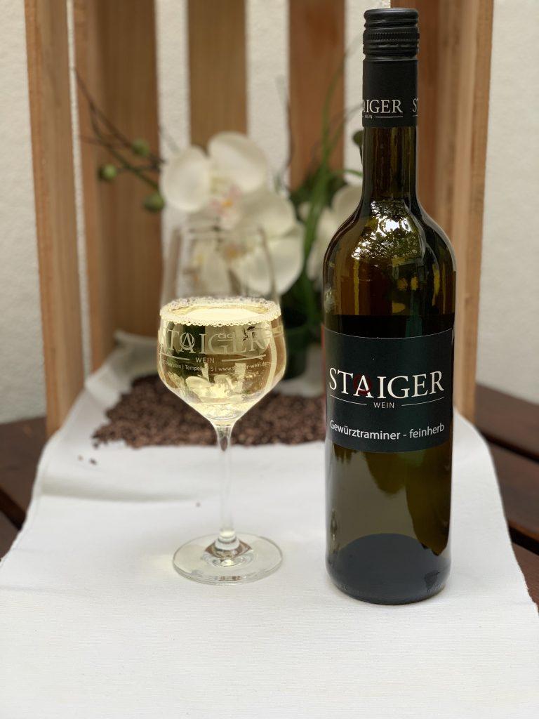 2018 Niersteiner Gewürztraminer Qualitätswein b.A.Feinherb