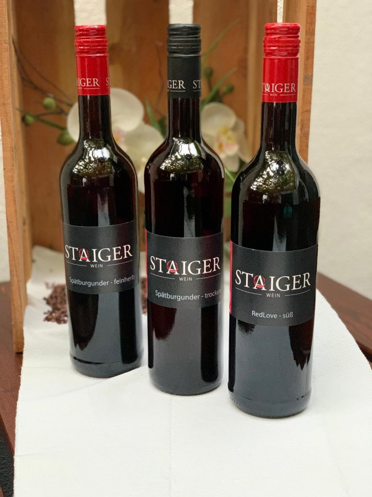 Niersteiner Rotweine