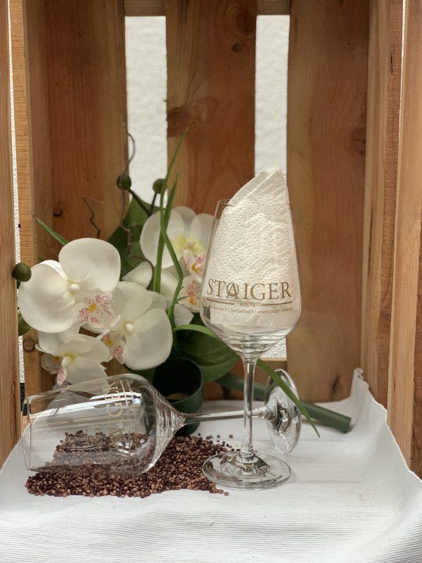 Weinglas Nierstein